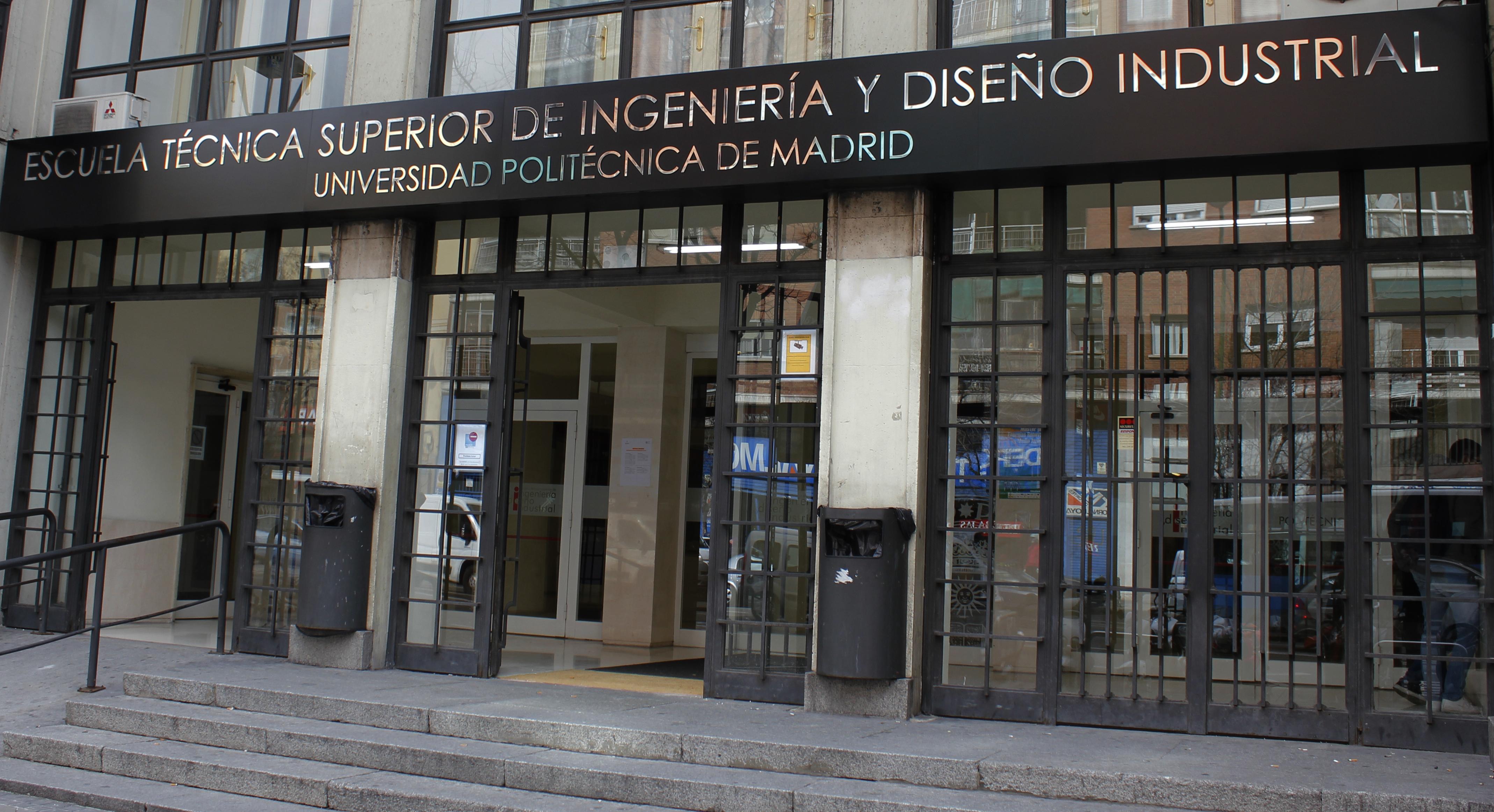 Unidad De Ingenier A De Pol Meros Departamento De Mec Nica  ~ Escuela Superior De Diseño De Valencia