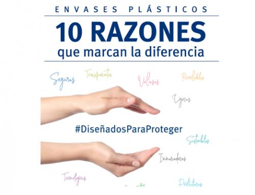#DiseñadosParaProteger: El decálogo para comprender los beneficios de los envases plásticos en nuestro día a día