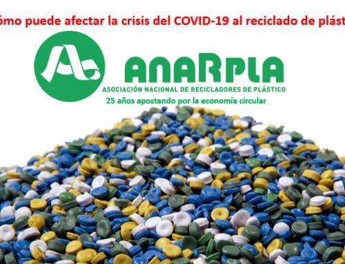 Vídeo: ¿Cómo puede afectar la crisis del COVID-19 al reciclado de plásticos?